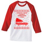 Personalized Family Christmas Vacation T-shirt