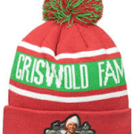 griswold family hat toque pom