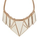 caces ice necklace aldo