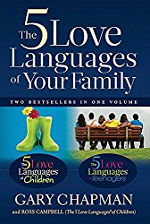the 5 love languages of your family gary chapman