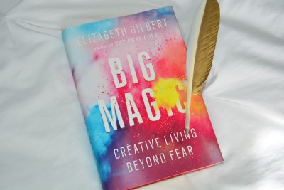 big magic review elizabeth gilbert