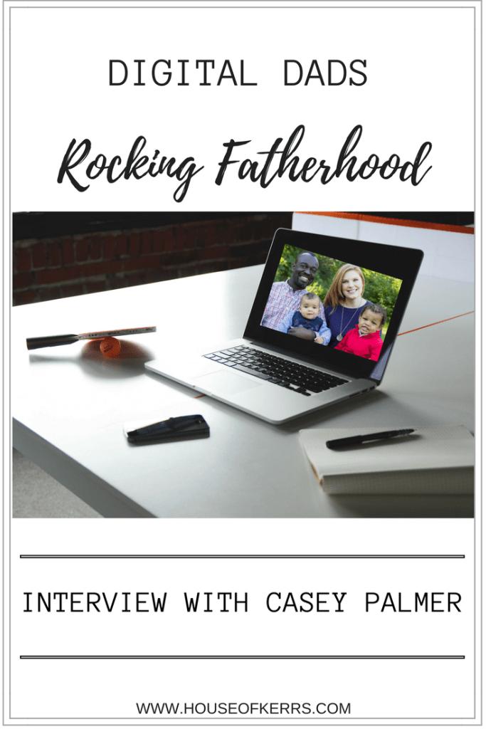 Digital Dads Rocking Fatherhood