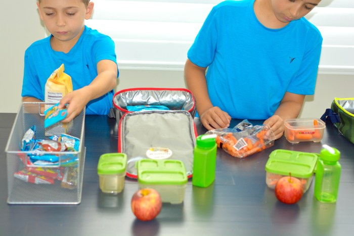 BTS Lunch Prep | Back to School Checklist | School Lunch Ideas