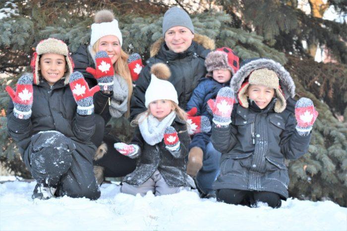 Winter Break Activities | Canadian Family | Canadian Winter Fun | Get Outside