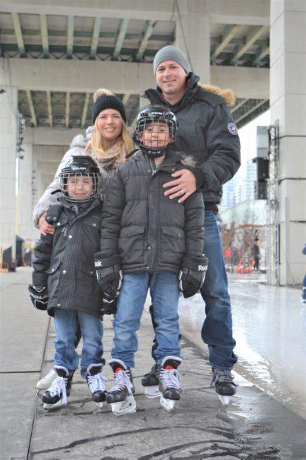 Save Your Skates | OTS.Rethink.Tires.Program.The Bentway Skate Trail Toronto