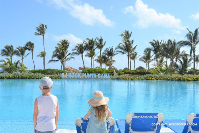 Hard Rock Hotel & Casino Punta Cana | Family Travel | Best Resorts for Large Families in the Carribean | #IROCKHARDROCK Punta Cana