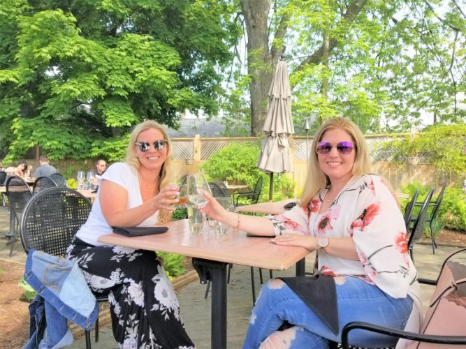 Epicurean Restaurant Niagara on the Lake Girlfriends Getaway