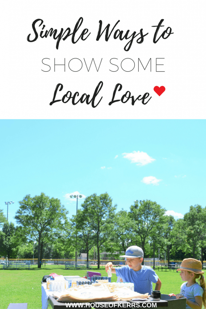 Simple Ways to Show Some Local Love Toronto GTA York Region | Sponsored Content | Ways to Give Back in Your Community | The Good News Letter | Inspiring Stories of Goodwill Toronto | Simple Ways to Give Back as a Family |