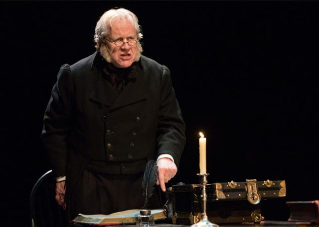 A Christmas Carol Theatrical Production Soulpepper Theatre Toronto