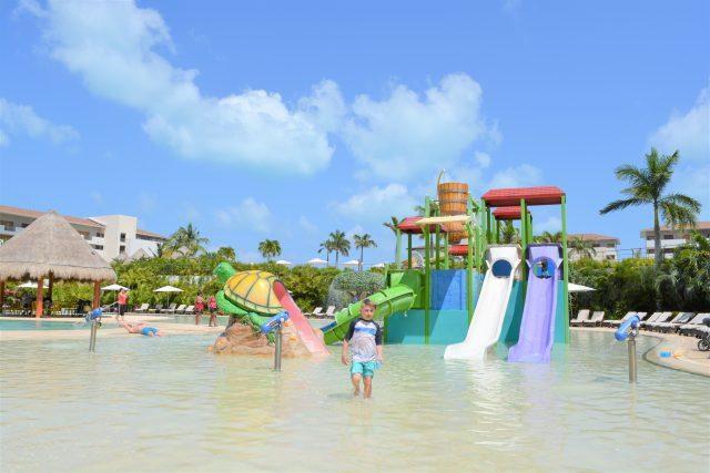 Kids Water Park Dreams Playa Mujeres