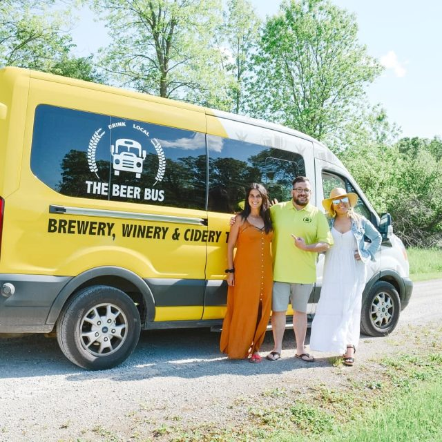 the beer bus co grey county blue mountain tours