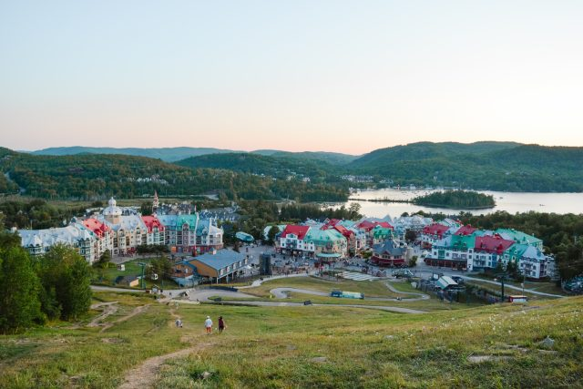 Views from the red chair tremblant house of kerrs copyright