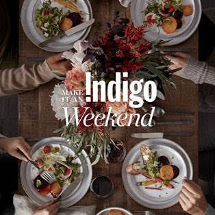 Indigo Fall Home Entertaining Collection | Gather Together | Bon Appetit | Fall Decor | Indigo Faves