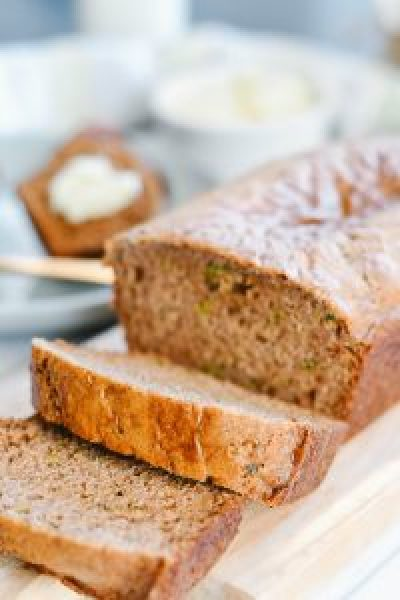 Zucchini Loaf Bread Recipe