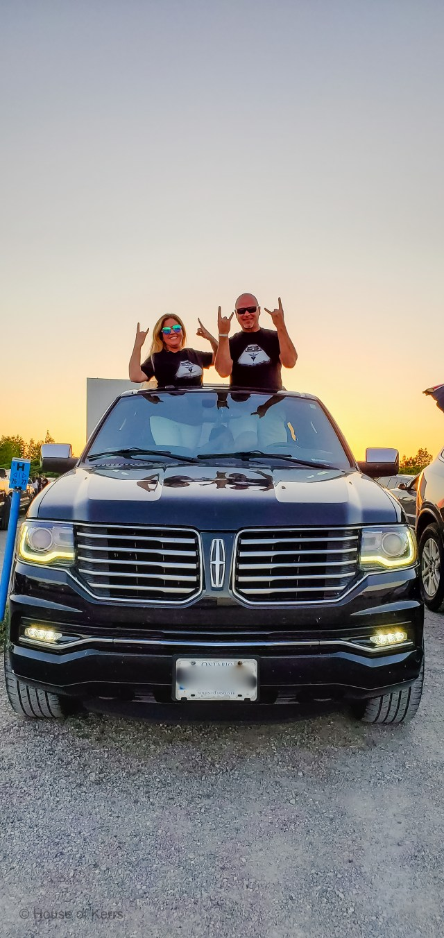 Concerts by car with Encore Drive-in Nights