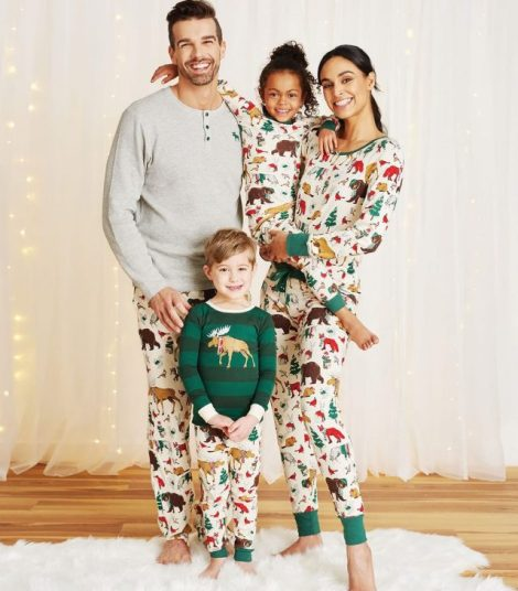 Hatley.LittleBlueHouse.FamilyPajamas.Holiday GIVE Guide