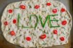 Pizza Word Art Recipe LOVE | HouseofKerrs.com