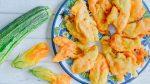 Italian Fiori di Zucca Zucchini Flower Recipe