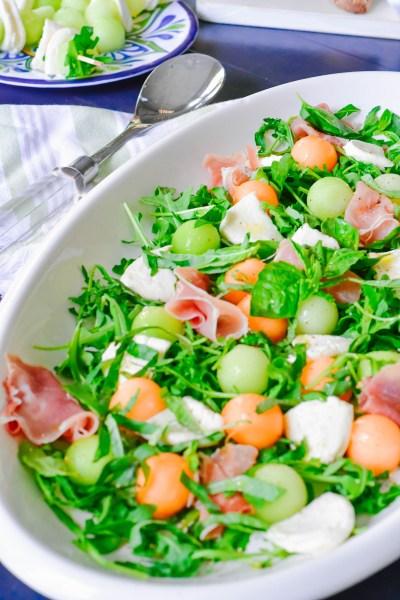 Antipasto Misto Salad | HouseofKerrs.com