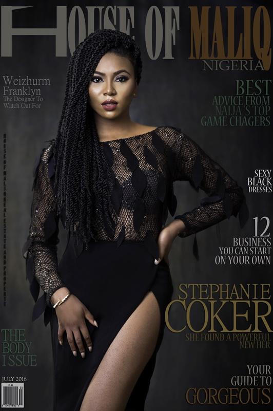 HouseOfMaliq-Magazine-2016-Stephanie-Cover