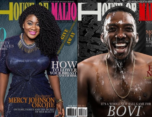 Mercy-johnson-okojie-and-comedian-bovi