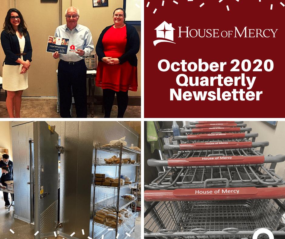 October 2020 Quarterly E-Newsletter