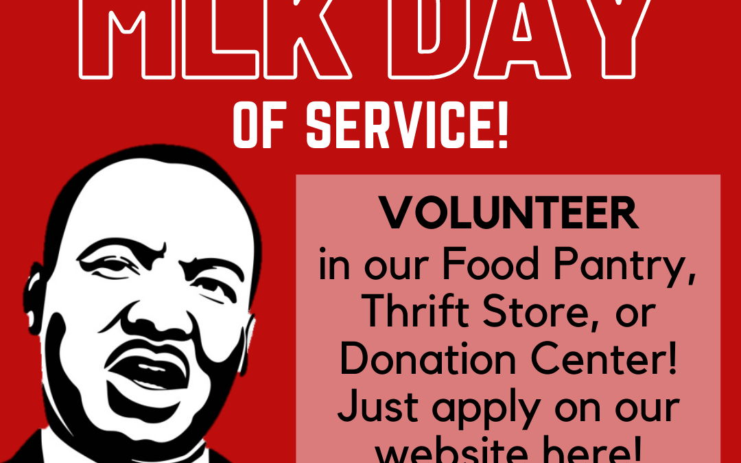 Honoring the National Day of Service