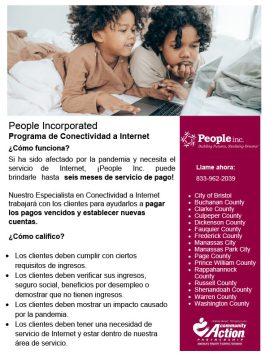 Internet Connectivity Program - Spanish