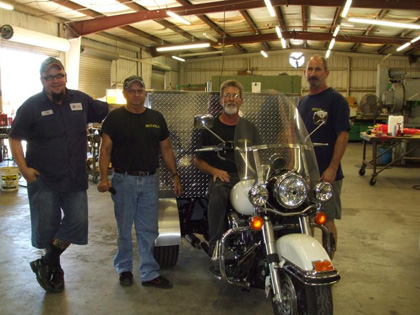 House of Metal has metal fabrication expertise and years of licensed construction experience