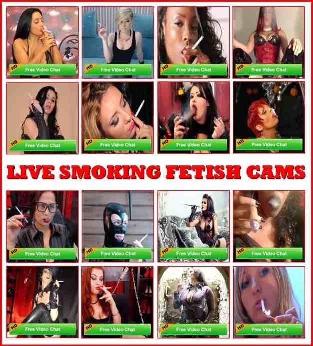 smoking fetish chat rooms