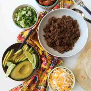 Easy Weeknight Taco Meat