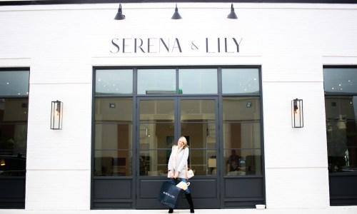 My Stop at Serena & Lily Dallas