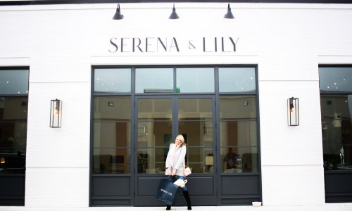 My Stop at Serena & Lily Dallas