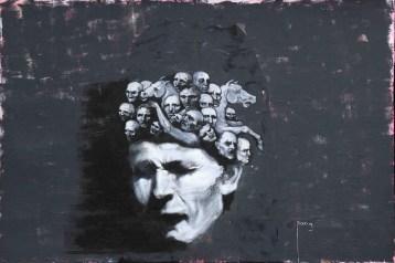 Shoreditch Art Wall, London