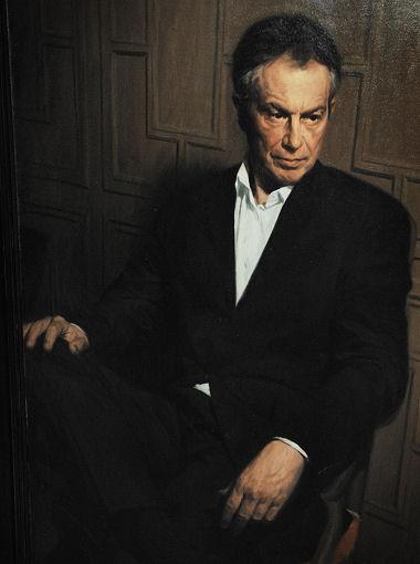 Blair portrait by Jonathan Yeo
