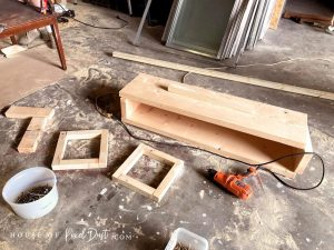 DIY easy woodworking plans for moms