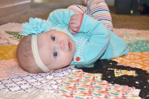 Easy Beginner Baby Quilt