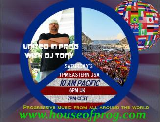 United in Prog with DJ Tony