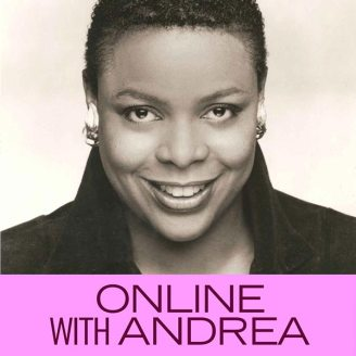 Online With Andrea - Connecting Heart To Heart with Host Andrea Garrison