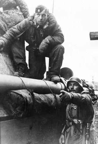 HM Panzertruppen