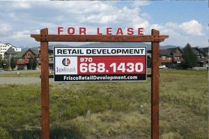 Landmark Realty For Sale Sign