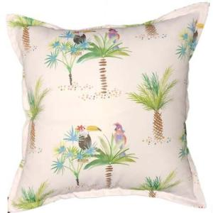 Toucan printed on cushion | Locally manufactured
