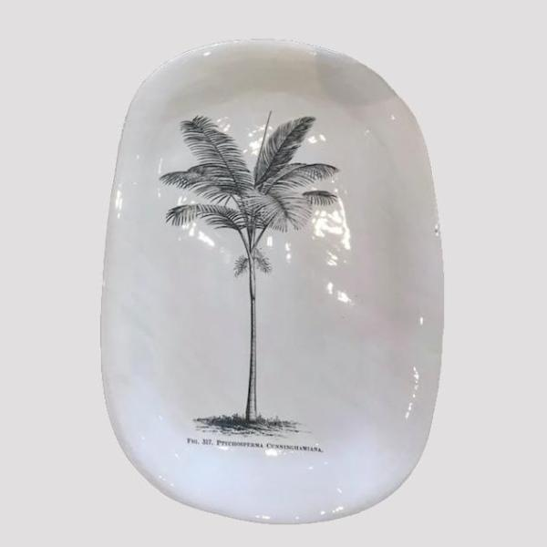 Collonial Palm Platter