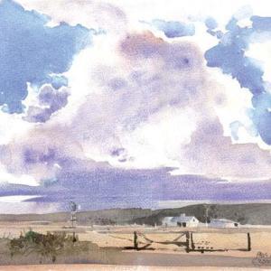 Paul Andrew Watercolour Paintings