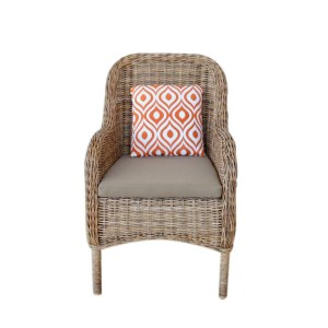 CHICAGO OUTDOOR ARM CHAIR WITH CUSHION