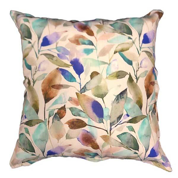 Autumn Aqua Scatter Cushion