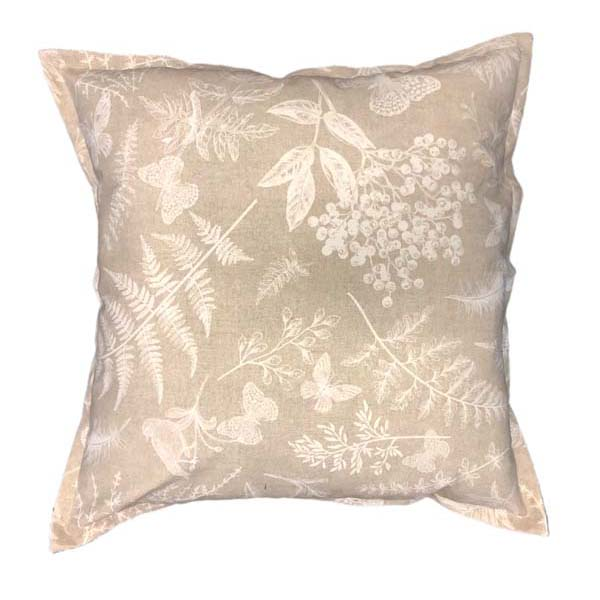 Ferns Sand Scatter Cushions