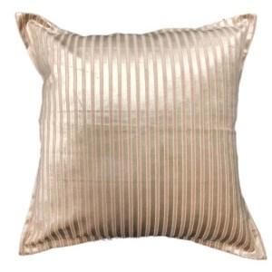 Velvet Stripe Cushion