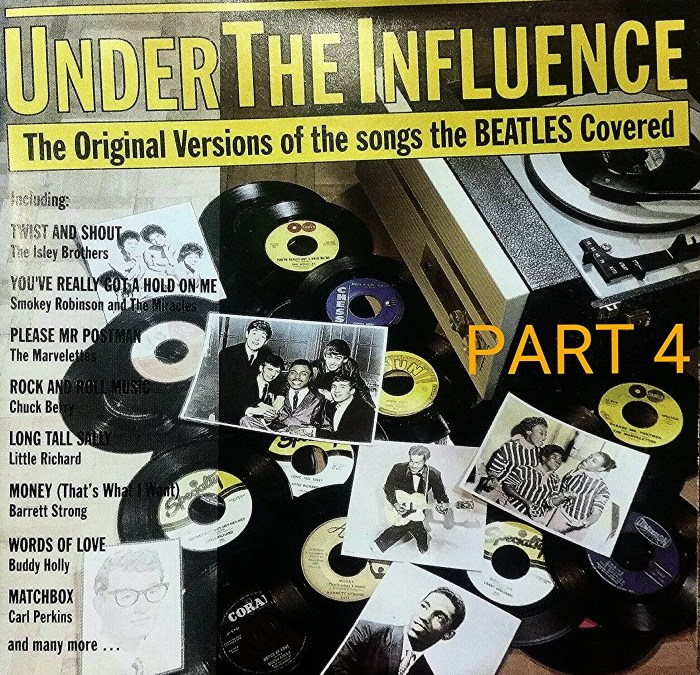 #OriginalPresentation • THE BEATLES: 'Under The Influence' – Part 4 [Audio] /