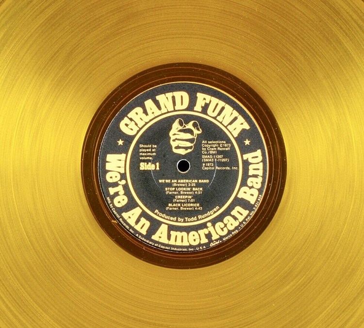 #OnThisDay… September 29, 1973 • GRAND FUNK: The 'American Band' Was On Top! [AUDIO] /